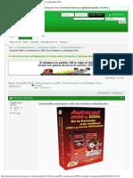 AutoCAD 2008 y Actualización a 2009, De La Pantalla a La Realidad (GIC)