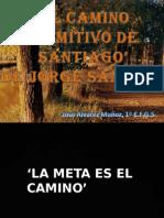 El Camino Primitivo de Santiago - José Álvarez