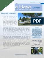 Terra Nova Nieuwsbrief Maart '15