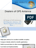Dealers of GPS Antenna