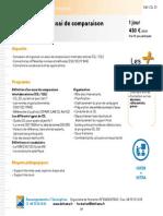 Delta Mu - Formations C.I.L - Programme de La Formation CIL 01