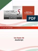 HTML4 Et CSS2.1 JavaScript P2