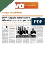 150324 Viva- PNV- 'España Debería Ver a Gibraltar Como Una Oportunidad'