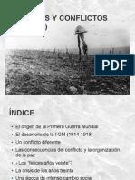 Tema 6 Tensiones y Conflictos