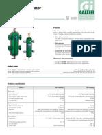 Hydraulic Separator 548