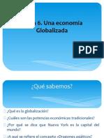 Tema 6 Una Economía Globalizada