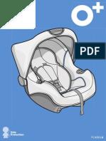 Nania Car Baby Chair