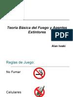 Teoría Básica Del Fuego y Extintores2 (2)
