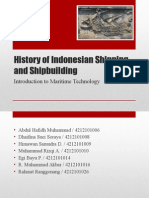 History of Indonesian Shipping and Shipbuilding-1
