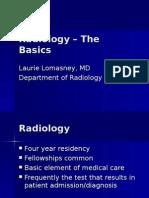 Radiology–the Basics