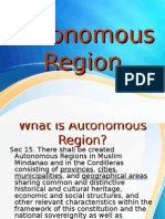Autonodfsgfdsgfdsmous Region