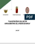 20312-Plan Estrategico Del Sector Agroalimentario de La Region de Murcia
