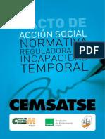 Pacto Acción Social Salud 2015