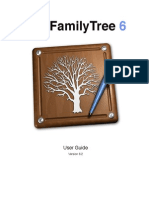 Mac Family Tree User Guide