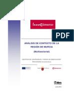 Análisis Contexto Región de Murcia