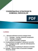 Curs 1_Coordonatele Strategiei in Domeniul Serviciilor