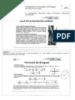 Motores Cohete (Etsiae) Examen - 10.07.2014 Teoria