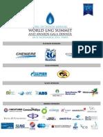 World LNG Summit Agenda 13 November 14