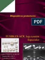 Dispositivos protectores 1