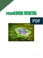 Nociones de Fisiología Vegetal