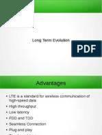 LTE Presentations