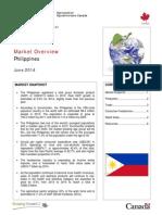 Philippines Market 2014
