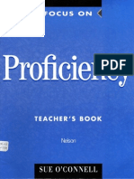 Focus on Proficiency Teachers Book