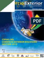 Ce 220 Cifras Comercio Exterior Bolivia 2013