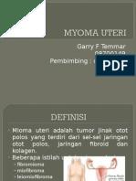 MYOMA ppt