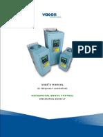 Vacon NXS NXP Mech Brake Control ASFIFF17 Applicat
