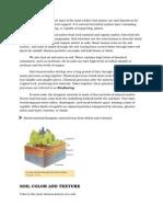 Notes Soil