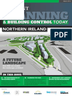 PBC Today's Northern Ireland issue by Adjacent Digital Politics goes live