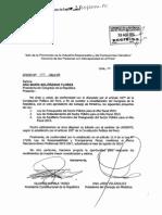 PL 3760-2014 Presupuesto Del Sector Público Año Fiscal 2015