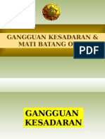 K21 - Penurunan Kesadaran & MBO Dr.marda Sps