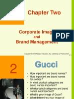 Corporate Image & Brand Management
