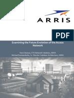 NCTA13-Examining the Future Access Network