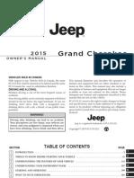 2015 Grand Cherokee SRT OM 4th