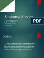Sindroma Steven Johnson