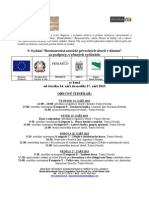 Rules Rimini International Choral Competition 2015 (Czech version)
