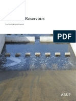 Arup Global Dams and Reservoirs Brochure