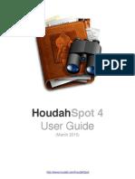 HoudahSpot User Guide