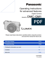 Panasonic GM1 User Guide