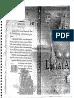Texto 10 - Leviatã - Thomas Hobbes
