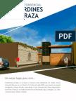 Condominio Los Jardines de Barraza