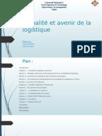 Actualité Nationale Et Internationale de La Logistique