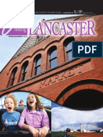 Visiting Lancaster Spring | Summer 2015
