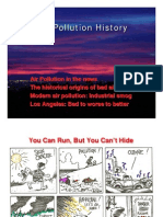 Air Pollution History