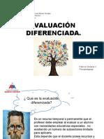 Evaluación Diferenciada-CEAH