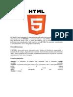 Linguagem HTML5