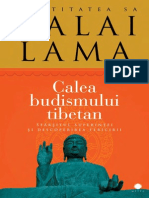 Dalai Lama Calea Budismului Tibetan